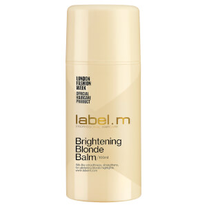 label.m Brightening Blonde Balm (100 ml)