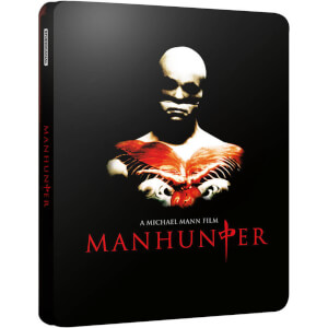 Manhunter - Zavvi Exclusive Limited Edition Steelbook (Ultra Limited Print Run)