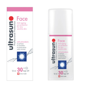 SPF 30 Face Sun lotion de Ultrasun (50ml)