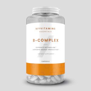 Myprotein Vitamin B Complex 100% RDA (USA)