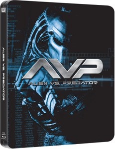 Alien Vs. Predator - Steelbook Edition (UK EDITION)