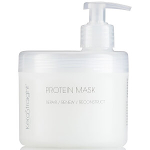 KeraStraight Protein Mask (500ml, Worth $285)