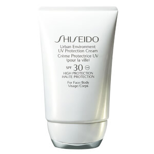 Shiseido Urban Environment UV Protection Cream SPF30 (50ml)
