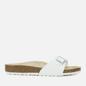 Birkenstock Women's Madrid Single Strap Sandals - White
