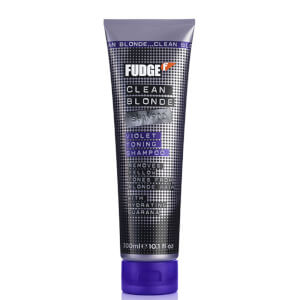 Fudge Clean Blonde Violet Shampoo (300ml)