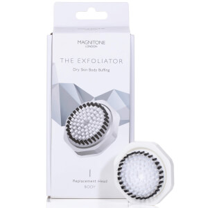 Magnitone London The Exfoliator Body Brush Head with SkinKind Bristles