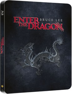 Enter The Dragon - Steelbook Edition (UK EDITION)