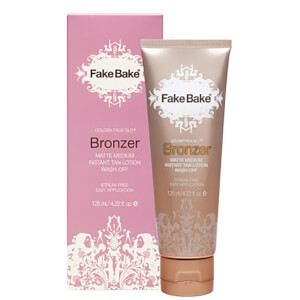 Fake Bake Bronzer Wash Off Instant Tan (125 ml)