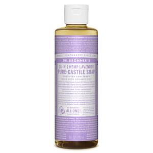 Dr. Bronner Organic Lavender Castile Liquid Soap (473ml)