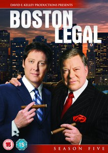 Boston Legal - Seizoen 5
