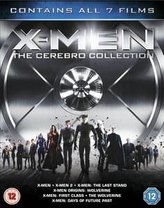 Coffret Collector X-Men : The Cerebro Collection