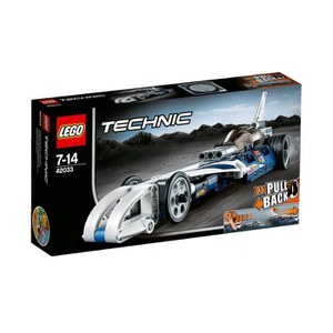 LEGO Technic: Record Breaker (42033)