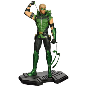 Figura Green Arrow (27 cm) - DC Comics Icons, DC Collectibles