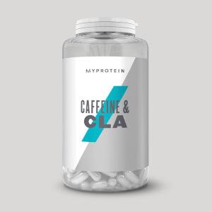Kofein i CLA Kapsule