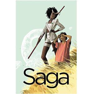 Saga - Volume 3 Graphic Novel