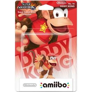 Diddy Kong No.14 amiibo