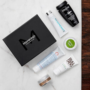 Mankind Grooming Box (Worth Over £80.00)