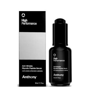 Suero antiarrugas glicólico con péptidos de Anthony