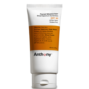 Humectante facial de Anthony SPF 30