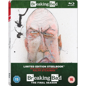 Breaking Bad: Saison Finale - Steelbook Exclusif Limité pour Zavvi (+ Version UV)