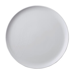 Jamie Oliver Dinner Plates - White on White (Set of 6)