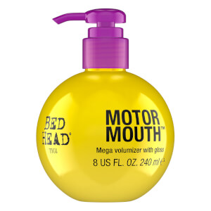 TIGI Bed Head Motor Mouth Mega Volumizer (240ml)