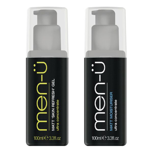 men-u Matt Refresh and Moisturize Duo
