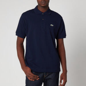 Lacoste Men's Classic Fit Polo Shirt - Navy Blue