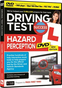 Hazard Perception DVD 2014/15
