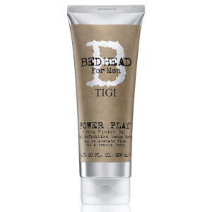 Gomina fijación fuerte TIGI Bedhead for Men Power Play (200ml)