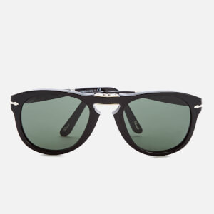 Persol Foldable Men's Sunglasses - Black