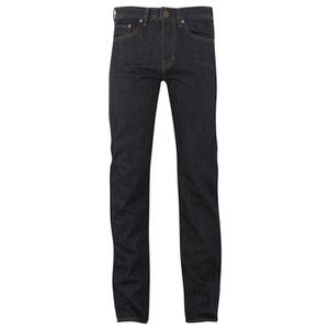 Luke 1977 Men's Eddie Straight Fit Jeans - Blue - 30L
