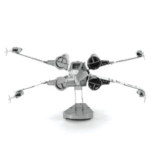 Star Wars X Wing Fighter Metal Bausatz