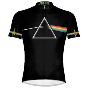Primal Pink Floyd Dark Side of the Moon Short Sleeve Jersey