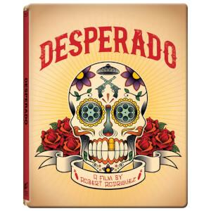 Desperado - Gallery 1988 Range - Steelbook Exclusif Limité pour Zavvi (Limité à 2000 Copies)