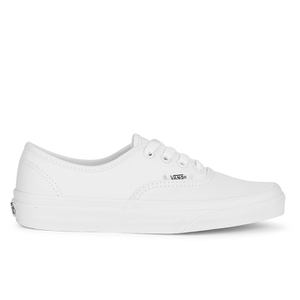Vans Authentic Canvas Trainers - True White