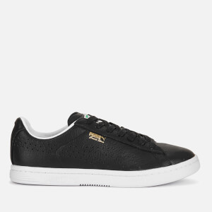 Puma Men's Court Star NM Trainers - Black