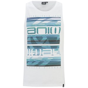 Animal Men's Yah Vest - White