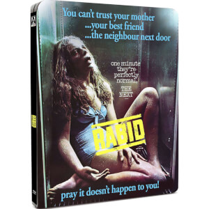 Rabid Limited Edition Steelbook