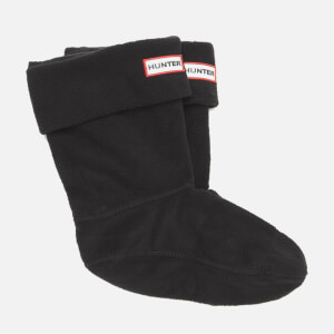 Hunter Short Boot Socks - Black