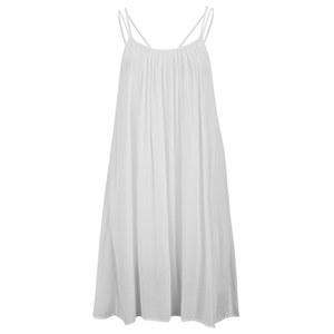 VILA Women's Liz Strap Dress - Snow White