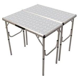 Table de camping carrée 6 en 1 - Coleman