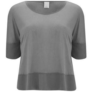Vero Moda Women's Lyn T-Shirt - Pewter