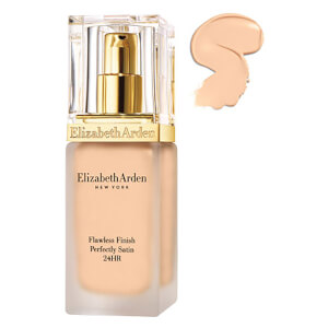 Elizabeth Arden Flawless Finish Perfectly Satin 24HR Makeup LSF 15 (30 ml) (verschiedene Farbtöne)