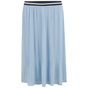 ONLY Women's Lill Pleated Skirt - Cool Blue