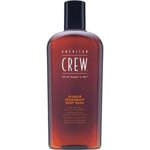 American Crew 24-Hour Deodorant Body Wash (450ml)