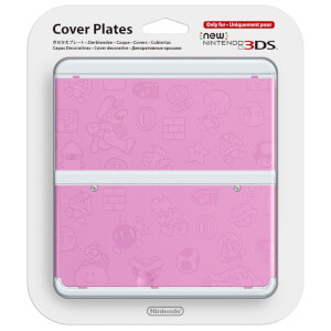 New Nintendo 3DS Cover Plate 011