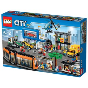 LEGO City: Le centre ville (60097)
