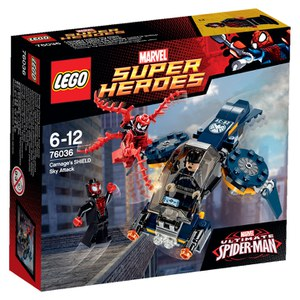 LEGO Super Heroes: Carnages Attacke auf SHIELD (76036)