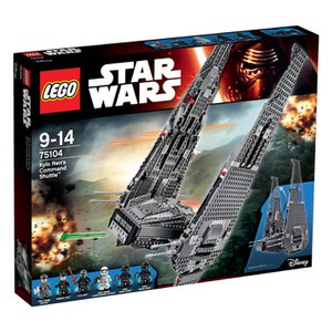 LEGO Star Wars: Kylo Ren's Command Shuttle™ (75104)